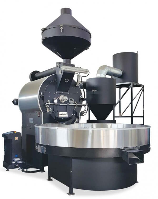 Garanti Industrial Coffee Roasting