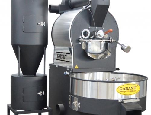 GKPX360 / GKPX480 – Premium Industrial Roaster