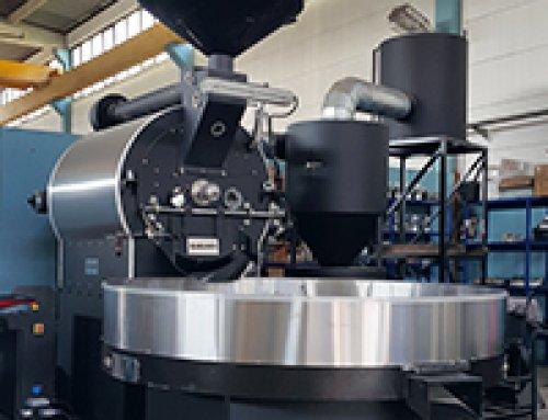 GKX120 / GKX180 / GKX240 – Industrial X Roaster