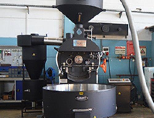 GKX60 / GKX90 – Industrial X Roasters
